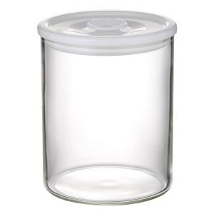 NEW 簡単密閉 iwaki(イワキ) 密閉パック&レンジ(ホワイト) 容量 600ml 耐熱ガラス ガラス 保存容器 白 常備菜 つくおき 作り置き T723MP-W|iwaki-kitchenshop-y