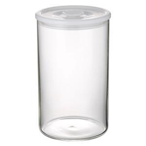 NEW 簡単密閉 iwaki(イワキ) 密閉パック&レンジ(ホワイト) 容量 850ml 耐熱ガラス ガラス 保存容器 白 常備菜 つくおき 作り置き T724MP-W iwaki-kitchenshop-y