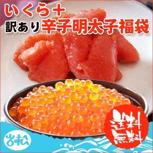 いくら 醤油漬け アラスカ 200g 辛子明太子 1kg 送料無料 あすつく|iwamatsu-salmon