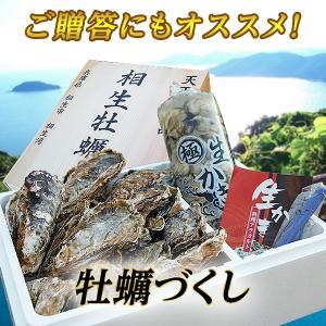 ギフトセット牡蠣の詰め合わせ「牡蠣づくし」|iwamotosuisan