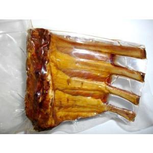 猪肉燻製スペアリブ (500g)|iwataya44