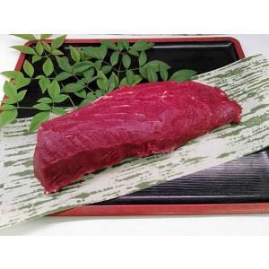 天然鹿肉(シカ)(500g) 広島県産