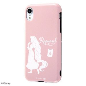 iPhone XR 『ディズニーキャラクター』TPUソフトケース耐衝撃LightPastel/ラプン...