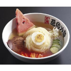 やまなか家盛岡冷麺6食詰合せ  1121198|iwatekensan-netshop