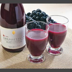 ギフト 贈り物 6ヶ月熟成 紫波町のぶどうジュース100%2本セット 【W-64】|iwatekensan-netshop