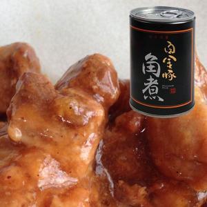 白金豚角煮缶詰 |iwatekensan-netshop