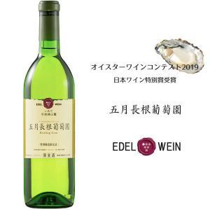 【限定醸造】エーデルワイン 五月長根葡萄園2016 iwatekensan-netshop