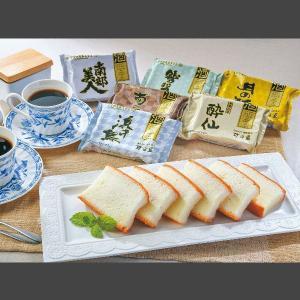 冬ギフト 贈り物 6酒蔵の酒ケーキ詰め合せ 6個入 【W-75】|iwatekensan-netshop