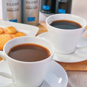 缶コーヒー詰合せ 森と水のハーモニー16缶 加糖8本・ブラック8本セット |iwatekensan-netshop