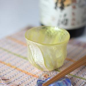 ガラス工房 森のくに ぐい呑み(銀) 12036|iwatekensan-netshop
