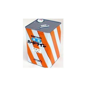 (送料無料) アトミクス 水性ハードライン W-100 無鉛 白 16kg