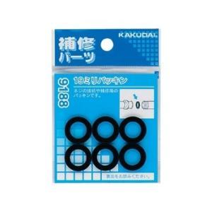 (メール便 可) カクダイ 19ミリパッキン 6枚入 9188|iwauchi-kanamonoten