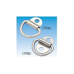 (メール便 可) 水本機械製作所 ステンレス グランドフック 2mm TFA-2 (1個)