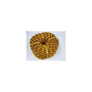 トラロープ #12 × 100m ( 1巻 )  実寸 約10mm|iwauchi-kanamonoten