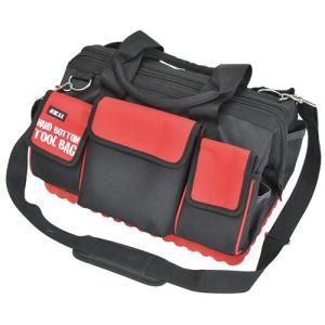 【用途】工具・道具・資材等の収納、持ち運び。  【機能・特徴】外側、内側ポケットで簡単に整理できます...