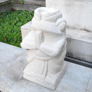 人気の石彫りカエルで幸せを呼び込んじゃおう! バリ島では、カエルは「神様の使い」「聖なる生き物」とし...