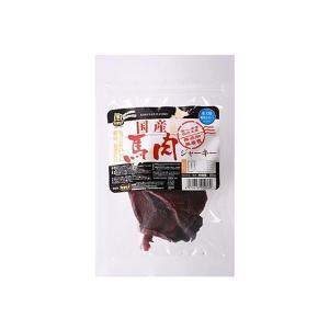 【代引き・同梱不可】マルジョー&ウエフク ドッグフード 馬肉ジャーキー 25g 10袋 HJ|iyashinomura-y