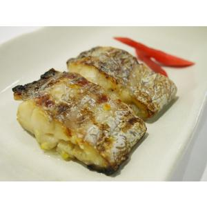 太刀魚 たちうお タチウオ 西京漬 味噌漬 漬魚 骨抜き 太刀魚西京漬 約50g/枚×10枚|izakayaouentai