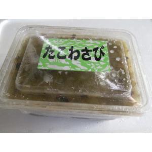 たこ タコ 珍味 たこわさ 酒の肴に おつまみ 突出しに たこわさび 1kg|izakayaouentai