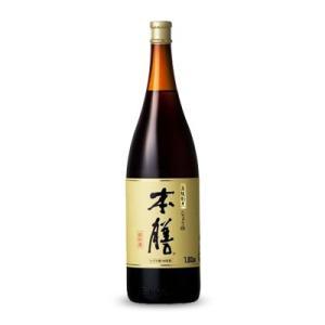 ヒゲタ醤油 ヒゲタ本膳 1800ml 醤油 izmic-ec