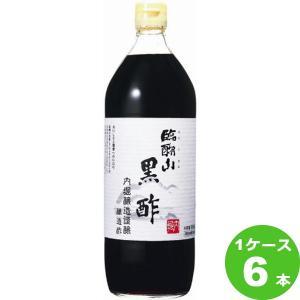 内堀 臨醐山黒酢900ml(6本入)