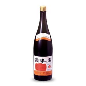 ヤマコノ デラックス醤油 調味の素1800ml 味噌平醸造