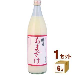 篠崎 国菊あまざけ(甘酒) 900ml(6本入)...