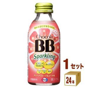 エーザイ チョコラBBスパーク 瓶 140ml(24本入)
