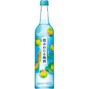 サントリー 澄みわたる梅酒 500ml|izmic-ec