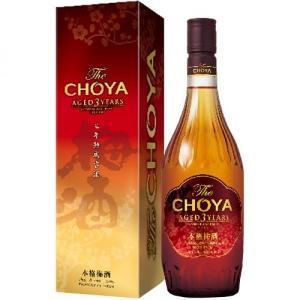 チョーヤ The CHOYA AGED 3YEARS 720ml|izmic-ec