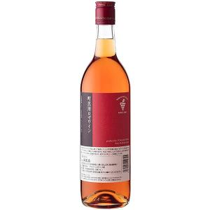 ロゼワイン 町民用ロゼ ザ・いけだ 720ml 池田町ブドウ(北海道) wine|イズミックワールド