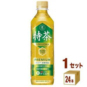 特茶 サントリー 伊右衛門 ペットボトル500ml(24本入...