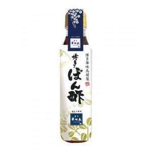 トリゼンフーズ 博多華味鶏 ぽん酢 330ml izmic-ec