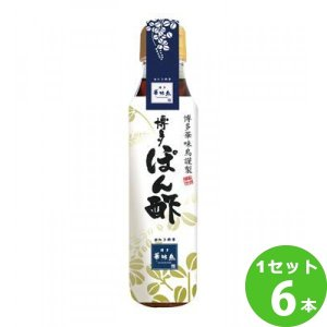 トリゼンフーズ 博多華味鶏 ぽん酢 330ml (6本)|izmic-ec