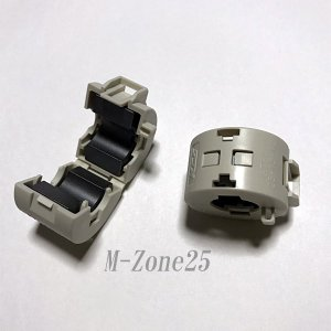 フェライトコア 10D同軸ケーブル対応(内径13mm)(ゆうパケ)|izu-tyokkura