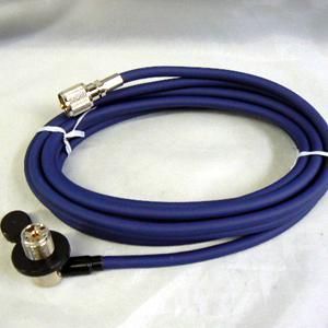 5D6MR 第一電波工業(ダイヤモンド) モービル用 5D-2V ケーブルセット 5D-6MR
