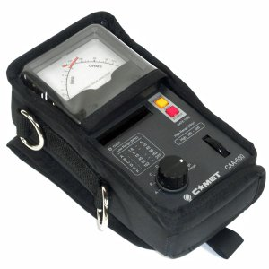 CAA-5SC コメット アンテナアナライザ CAA-500/CAA-270用 ソフトケース CAA5SC(ご予約 次回入荷予定未定)|izu-tyokkura