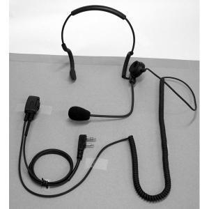 【25%OFF】CNM300F アイコム・ アルインコ用 2プラグ コメット ネックタイプ ヘッドセット CNM-300F