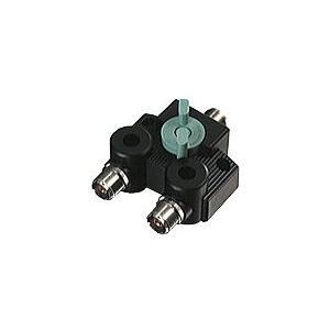 CX210A 第一電波工業(ダイヤモンド) 同軸切替器 1回路2接点 CX-210A|izu-tyokkura