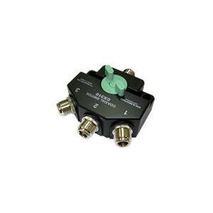 CX310N 第一電波工業(ダイヤモンド) 同軸切替器 1回路3接点 CX-310N|izu-tyokkura