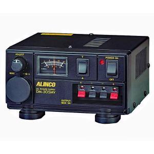 DM-305MV アルインコ Max 5A 安定化電源 DM305MV|izu-tyokkura