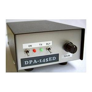 DPA-435ED 430MHz帯 ウルトラローノイズプリアンプ (卓上型受信プリアンプ) DPA435ED(お取り寄せ) izu-tyokkura