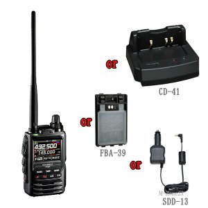 FT3D(Air Band可)とSPS-3Dと選べる1つのオプションのセット YAESU C4FM ...