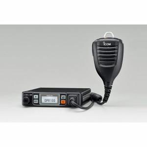 IC-DPR100 アイコム 車載型 ハイパワー デジタル簡易無線機 登録局 ICDPR100|izu-tyokkura