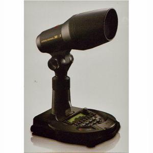 M-1 YAESU 最高級リファレンスマイクロフォン 通常モデル 八重洲無線 ヤエス M1|izu-tyokkura