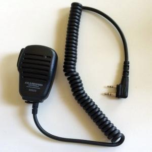 MS800LS 第一電波工業(ダイヤモンド) アイコム ID-31/ID-51/IC-DPR3用 スピーカーマイク MS-800LS|izu-tyokkura