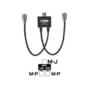 MX-72H  第一電波工業(ダイヤモンド) HF〜144/430MHz デュープレクサー MX72H|izu-tyokkura