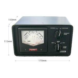 SX240C 第一電波工業(ダイヤモンド) 1.8〜54MHz、140〜470MHz 2センサー内蔵 クロスニードルSWRパワー計(交差形電力計) SX-240C |izu-tyokkura