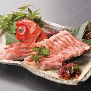 金目鯛 鮮(せん)スライス 2〜3人前 伊豆近海産