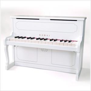 カワイ アップライトピアノ(白:1152)|izumi